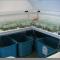 Esperimento di trattamento con specie ittiche e crostacei