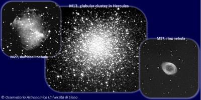 Esempi di immagini astronomiche