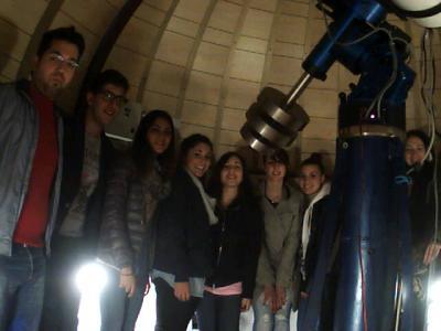 Attività didattiche all'Osservatorio Astronomico