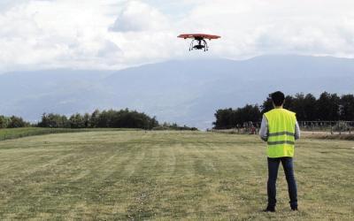 Corso aggiornamento CGT Drone 2017-2018