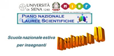 Scienza in 4D