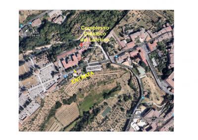 Mappa Laterino