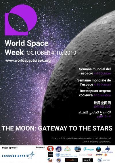 Settimana Mondiale dello Spazio
