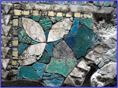 Archeometria: paste vitree dei pannelli in opus sectile da Faragola (Puglia)